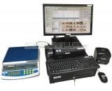 Pack TPV para comercios completo con balanza homologada