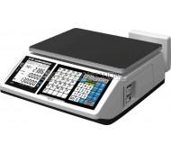 Balanza comercial con impresora de ticket CT100