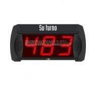 ST-3 Pantalla de turno de 3 dígitos con mando a distancia